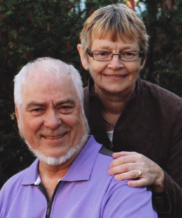 Solveig og Hans E. Viken