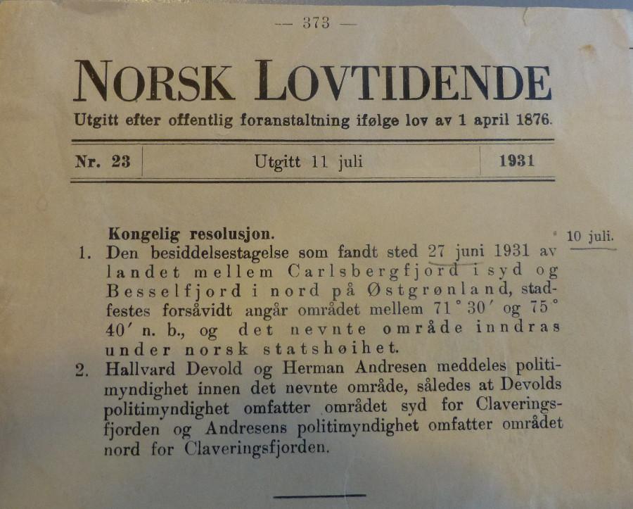 lovtidene1931