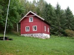 Huset på plassen Wigen er bevart