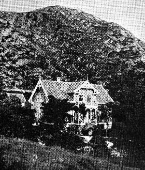 Devoldhuset, Skaret