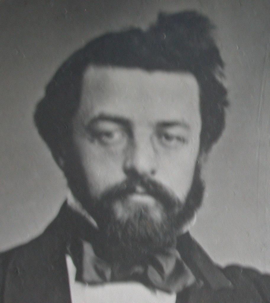 Joachim Lampe (1830-?) Handelsfullmektig