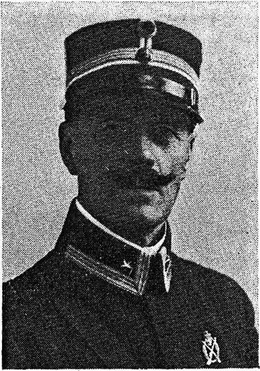 Major Peter Th. Viken
